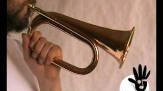 CORNETA/BIGUL /BUGLE/INDIA BIG COR-1.mpg