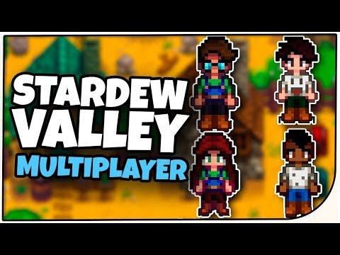 Stardew Valley Multiplayer #08 | Geleia de Morango | Gameplay Português PT BR