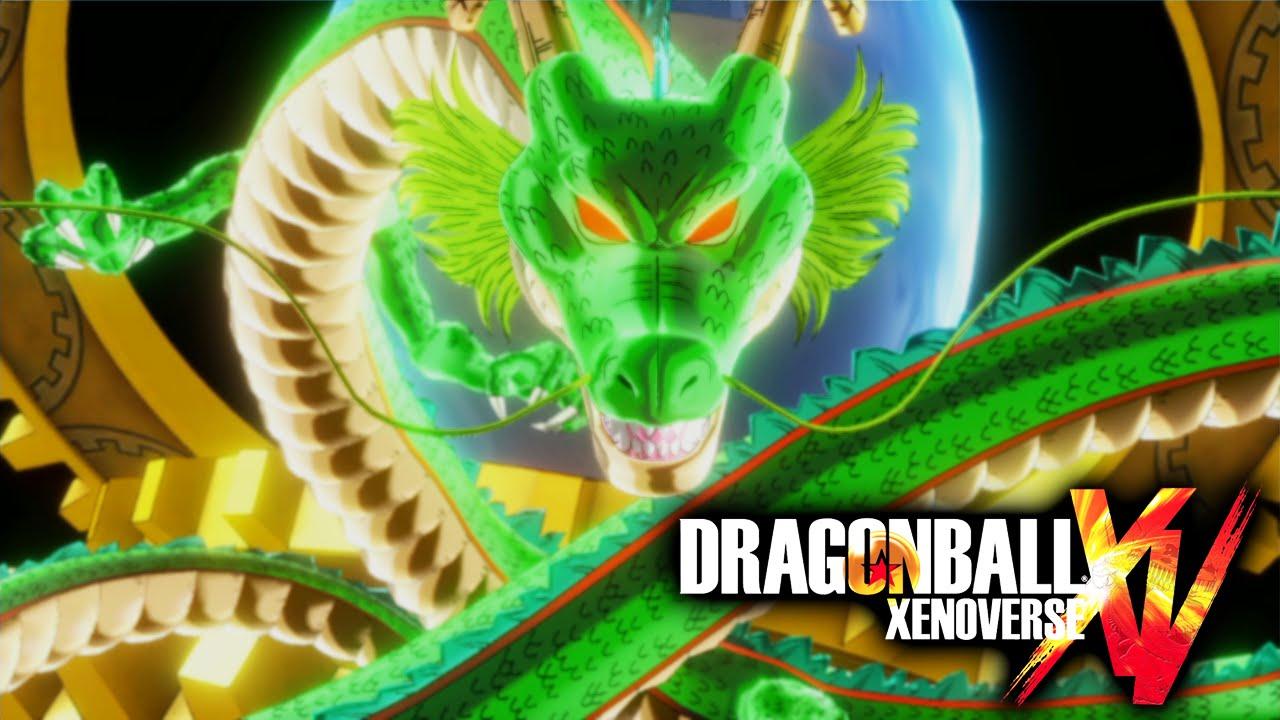 LUCKY SALAMANDER - [Estou de Volta!] Dragon Ball Xenoverse - Invocando o Shenlong!!! [ Playstation 4
