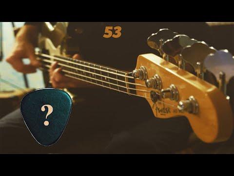 Нужен ли басисту медиатор?😀