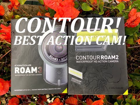 CONTOUR - My Best Action Camera Ever! Very Light & Easy To Use!