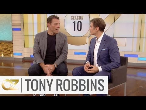 Tony Robbins Shares Tips to Transform Your Life