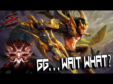 Vainglory The REAL Grind Begins   Update 2.6   Ep 69   GG . . . Wait What?
