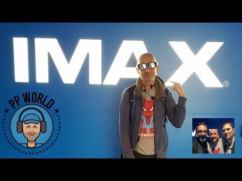 TOUT savoir sur l'IMAX ! (Laser, 3D, tournage des films, etc !)
