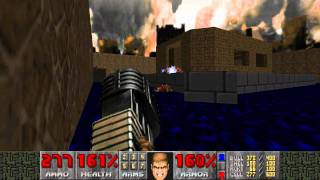 [Doom 2] Nightmare 100% Secrets Movie