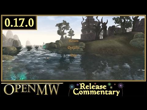 OpenMW 0 17 Release Video  : Morrowind