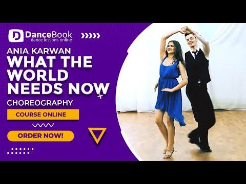 What The World Needs Now - Pierwszy Taniec - Wedding Dance - Walc Angielski