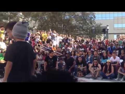 Turf Battle. Final. Oakland Art and Soul. Dem Bague Boys vs Intricate/Krow