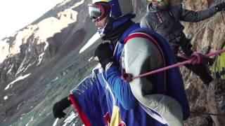 Kilimandjaro Base (Valery Rozov). Action clip.