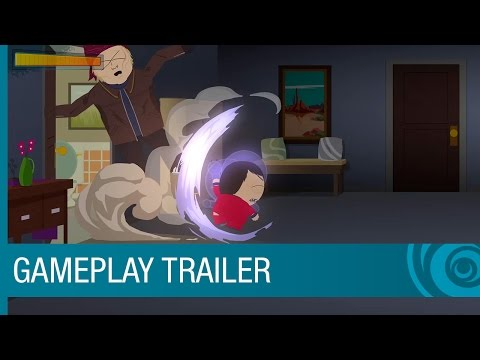 South Park: The Fractured But Whole Gameplay Trailer – Gamescom 2016 [US]