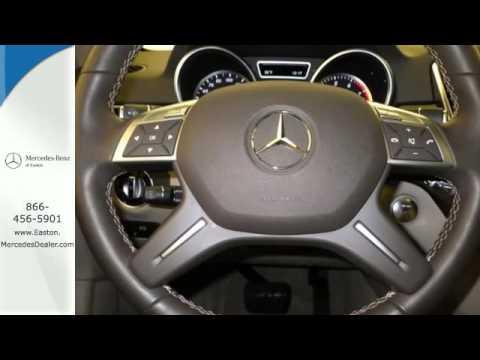 Certified 2014 mercedes benz m class columbus oh mercedes for Mercedes benz dealer columbus ohio
