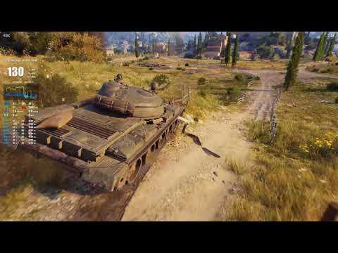 World of Tanks enCore Тест графики и мощности ПК