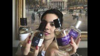 Os melhores perfumes da thera cosméticos