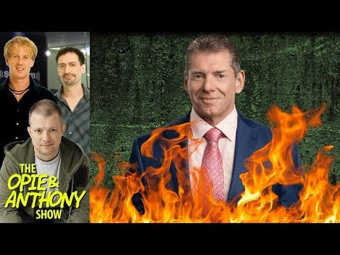 Opie & Anthony - Vince Just Wants To Watch The World Burn