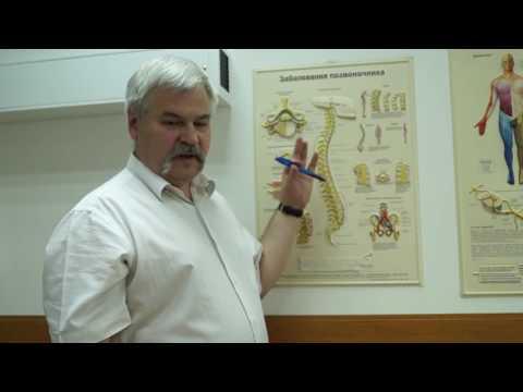 Защемление нерва в грудной клетке: cимптомы, причины