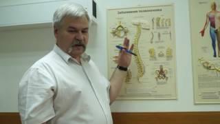 ущемление нерва в грудном отделе позвоночника лечение