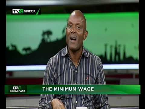 TVC Breakfast Show 30th Oct., 2018 |  Minimum Wage