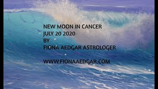New Moon July 20 2020