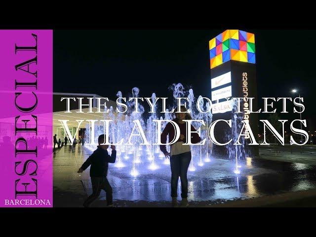 Thestyleoutlets Viladecans nuevo outlet en Barcelona