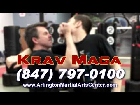 Krav Maga Arlington Heights Buffalo Grove Schaumburg Mt Prospect IL (847) 797-0100