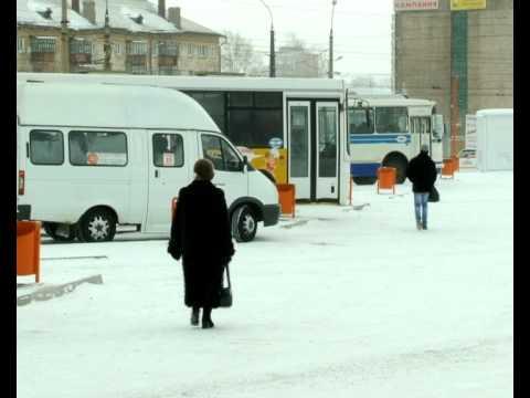 Из Братска в Красноярск на автобусе