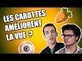 IDÉE REÇUE #32 : La vérité sur les carottes ! (feat. Poisson Fécond)