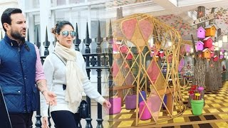 Saif Kareena Are Setting Up A Pretty Nursery For Their Baby