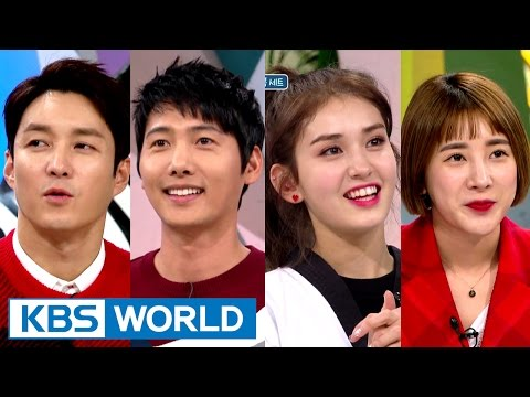 Hello Counselor - Lee Sangwoo, Shim Hyungtak, Seo Inyoung, Jeon Somi [ENG/THAI/2016.11.28]