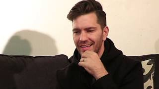 "Andy Grammer on ""The Good Parts"" (Full Interview)"