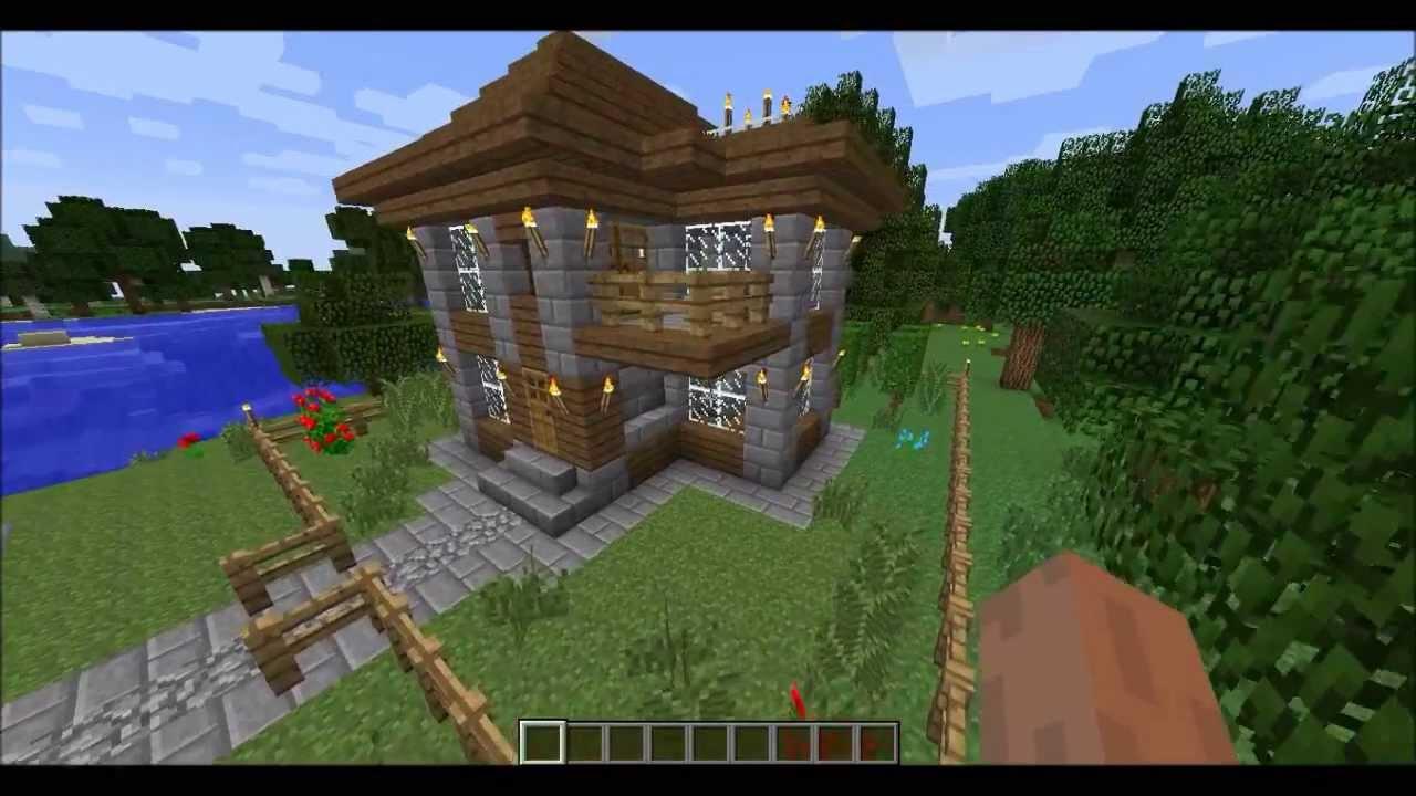 Stone Bricks&spruce Wood