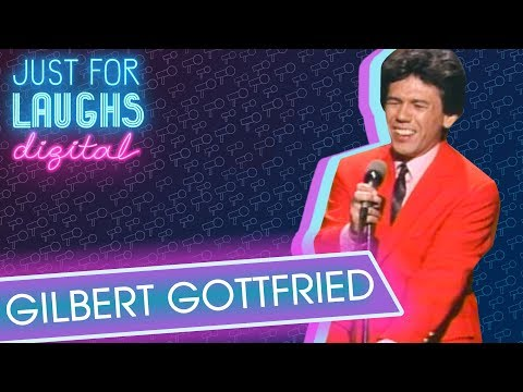 Gilbert Gottfried Stand Up  1988