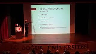 Toplam Kalite Yönetimi ve ISO 90012015 Kalite Yönetim Sistemi Eğitimi  1OTURUM