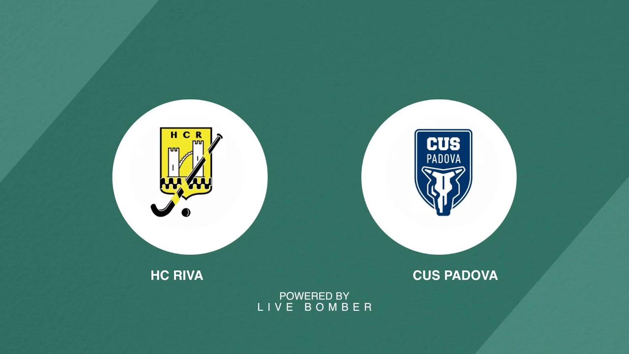 ???? Highlights #U18F #Indoor ~ Città del HC Riva vs CUS Padova ????