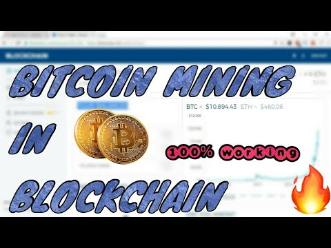 BITCOIN MINING IN BLOCKCHAIN || BTC HACKING || LATEST 100% WORKING ||