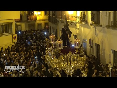 Cofradía de los Gitanos. Semana Santa de Sevilla 2017.