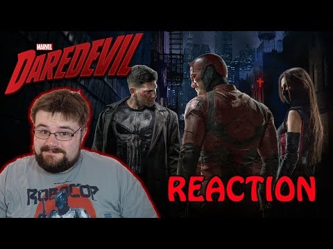 Daredevil - Se1 Ep1 - Into The Ring - Reaction