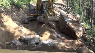 Building Logging Roads