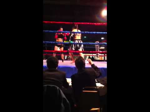 Ciara Irvine title fight