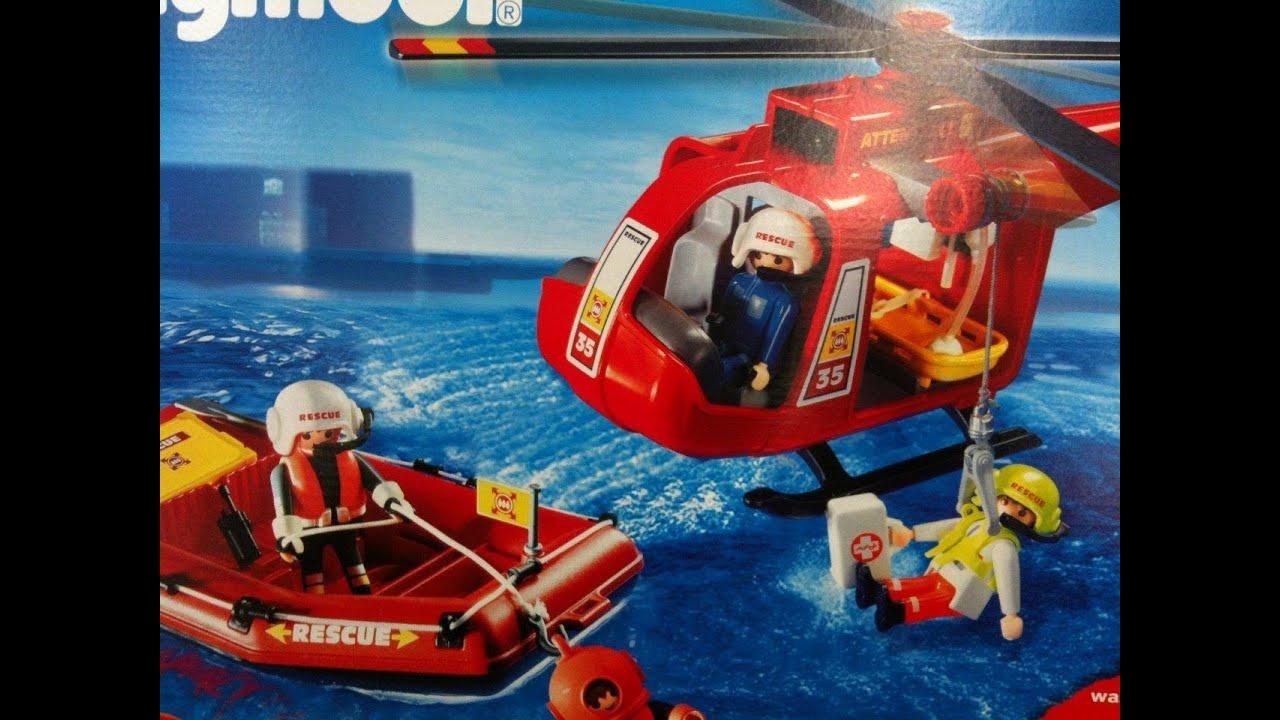 Playmobil Pompier Fire Rescue Feuerwehr Bomberos Youtube