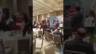 Osvaldo Rios Padrino en el Puertorrican Summit 2018