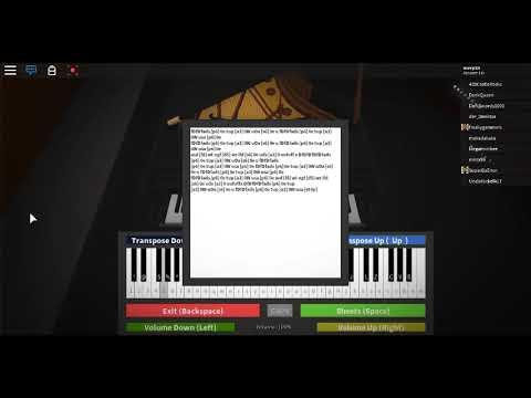 Fur Elise Expert Roblox Piano Virtual Piano Notes In Desc