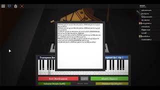 Fur Elise [Experto] Roblox Piano / Piano Virtual [NOTAS EN DESC]