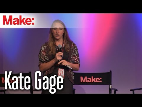 Kate Gage: MakerCon New York 2014