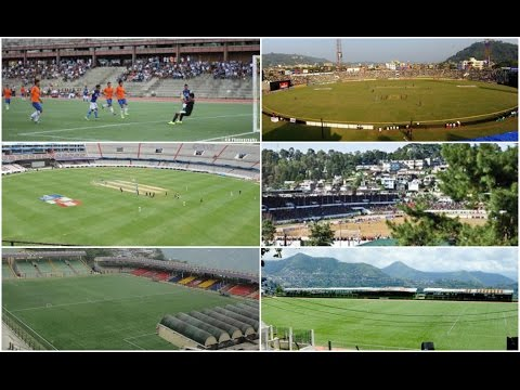 Top 6 stadiums of North-east India