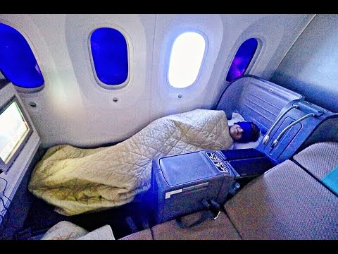 TRIP REPORT | Oman Air BUSINESS CLASS | Leased Boeing 787 | Bangkok to Muscat