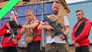 Airsoft War: Gang Turf War 1.5
