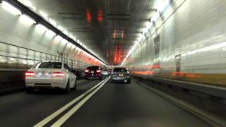 Holland Tunnel eastbound