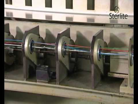 Optical Fiber Cables Manufacturing 2