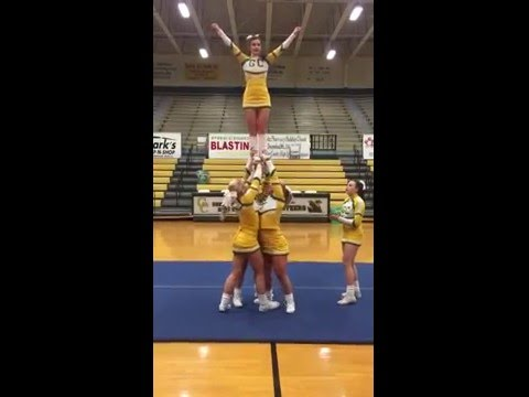 Greenup County National Partner stunt 2016