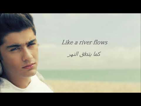 Zayn - Can't Help Falling In Love (Cover) مترجمة